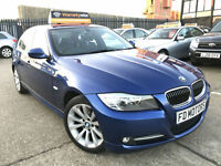 BMW 318 2.0TD d auto 2010.5MY d Exclusive Edition