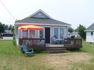 2 Bedroom Cottage Rental, Grand Digue Caissie Cape NB