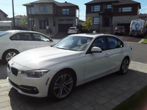 Location bmw 320i xdrive  2017 groupe sport 556,97$ tx incuses