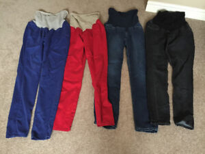 All gently used pants size medium