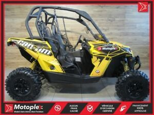 2014 Can-Am Maverick 1000R 76,73$/SEMAINE