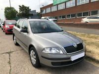 2007 ESTATE SKODA OCTAVIA 1.9TDI PD Classic ( PART EX TO CLEAR ) NEED BODY TLC