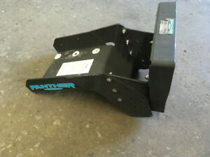 Outboard Trolling Motor Mounting Bracket by Panther 55-0030