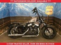 HARLEY-DAVIDSON SPORTSTER XL 1200 X FORTY EIGHT 48 LOW MILES 2014 64