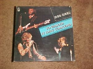 BEE GEES TO WHOM IT MAY CONCERN VINYL LP