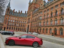 2018 Mazda 6 SE-L NAV. Only 10500 miles Brilliant condition