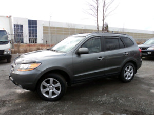 2009 HYUNDAI SANTA FE LIMITED AWD 3.3 L CERTIFIED E-TESTED