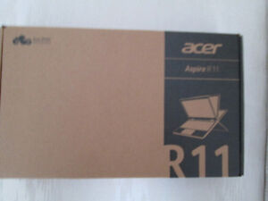 BRAND NEW SEALED ACER ASPIRE R11 TOUCHSCREEN 11.6 LAPTOP