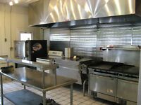Wanted: Commercial kitchen for rent