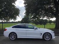 2014 64 BMW 4 SERIES 2.0 420D M SPORT GRAN COUPE 4D AUTO 181 BHP DIESEL