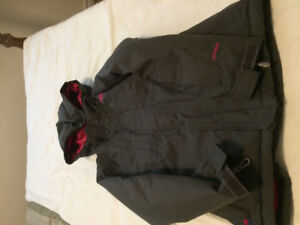 Child's north face winter jacket