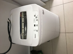 Laveuse portative Haier