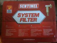 Sentinel system filter