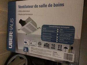 ventilateur salle de bain Gatineau Ottawa / Gatineau Area image 2
