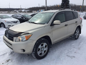 2008 Toyota RAV4 SUV, LOW KM !!CERTIFIED!! FINANCING!!