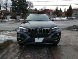 2015 BMW X6 SUV, Crossover