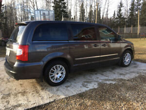 2015 Town and Country Minivan For Sale