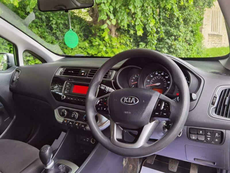 2017 Kia Rio 1.1 CRDi ISG 1 Air (s/s) 5dr Hatchback Diesel Manual