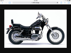 Wanted... Motorcycle for beginner rider