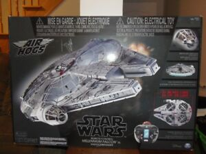 STAR WARS Remote Control Millennium Falcon XL by AIR HOGS