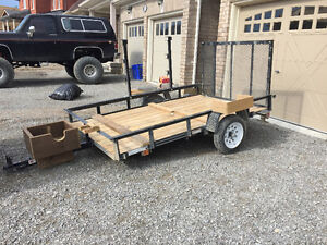 Carry-On Trailer 5-ft x 8-ft *LIKE NEW*