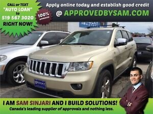 GRAND CHEROKEE - APPLY WHEN READY TO BUY @ APPROVEDBYSAM.COM