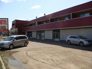 Commercial Office Retail Space Wetaskiwin