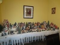 CHRISTMAS VILLAGE COLLECTION
