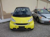 2008 Smart Fortwo Passion E-tested & Cert.