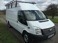 Ford Transit 350 2.2 125Bhp LWB Jumbo Van, Lovely Condition
