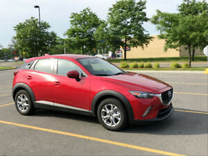 2017 MAZDA CX AWD - Lease take over - Transfert de bail