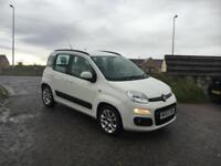 2012 62 Fiat Panda 1.2 8v Lounge ( 69bhp ) (£30 road tax, full service history)