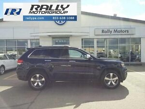 2015 Jeep Grand Cherokee Limited   -