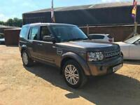 2010 Land Rover Discovery 4 3.0 TD V6 HSE 4X4 5dr