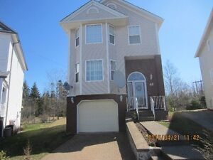 Nice Clayton Park home for rent in great location!