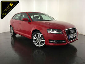 2012 62 AUDI A3 SPORT TDI DIESEL 1 OWNER AUDI SERVICE HISTORY FINANCE PX
