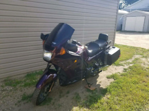 1999 Kawasaki ZG 100 Concours For Sale