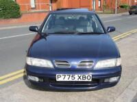 NISSAN PRIMERA 2.0 SE + 1 OWNER FROM NEW + LEATHER