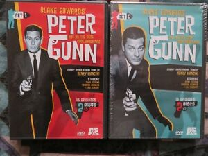 PETER GUNN DETECTIVE TV SERIES FROM THE 1950S