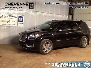 "2014 GMC Acadia Denali  -*7 PASSENGER*20"" WHEELS*HEATED/COOLED L"