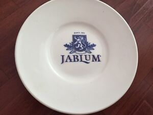Jablum Jamaican coffee cup and saucer West Island Greater Montréal image 3