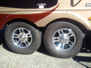 Trailer Alloy Wheels