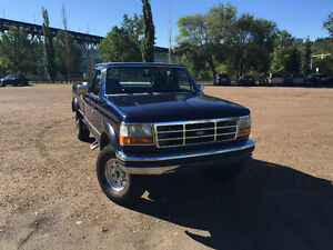 1995 Ford F-250 Pickup Truck (in Edmonton)