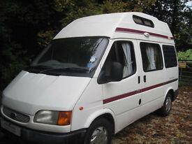 Autosleeper Flair 2 Berth Campervan
