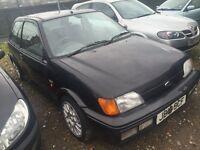 Ford Fiesta xr2i 1991