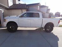 Trade my loaded and lifted 2012 Ram 1500 for your diesel
