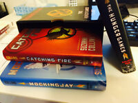 The Hunger Games Box set Trilogy (Hard Cover)