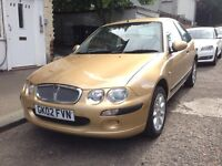 Rover 25 1.4 Petrol Manual - One Former Keeper, 3 Door, Air Con