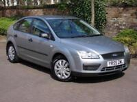FINANCE AVAILABLE!!! 2005 FORD FOCUS 1.6 LX 5DR AUTO, FSH 1 YEAR MOT AA WARRANTY
