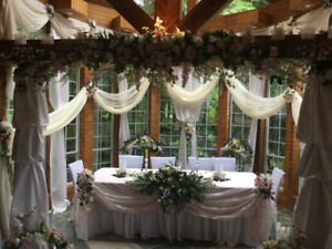 COMPLETE wedding pkg.  Absolutely stunning